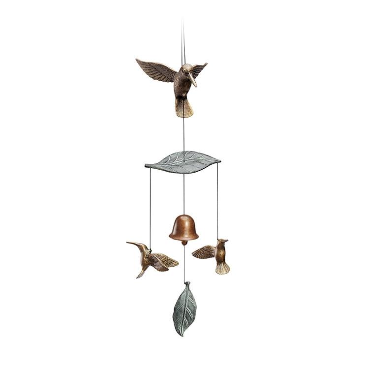 Hummingbird Trio Wind Bell
