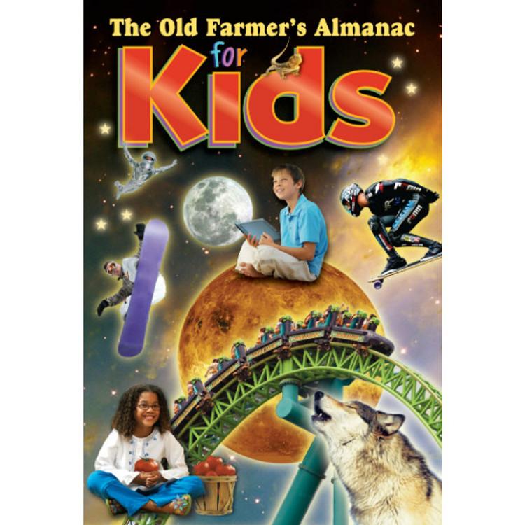 The Old Farmer's Almanac for Kids Volume 5