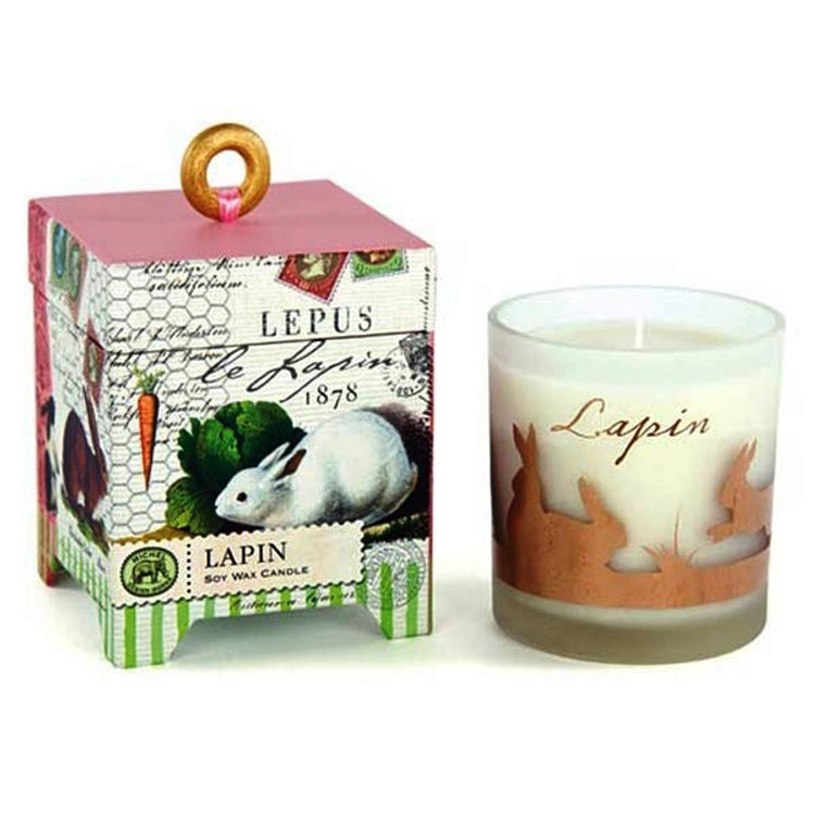 Lapin 6.5 oz. Soy Wax Candle