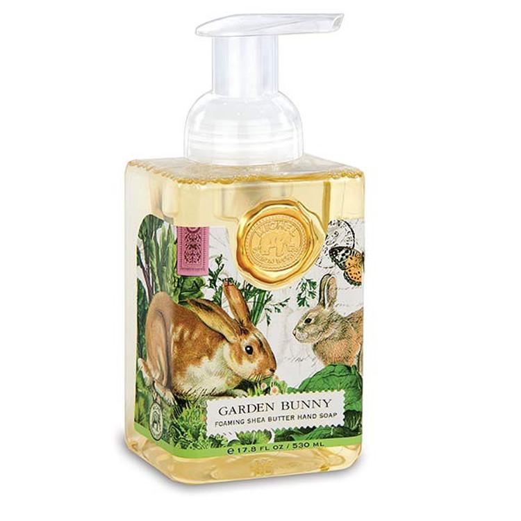 Garden Bunny Foaming Shea Butter Hand Soap