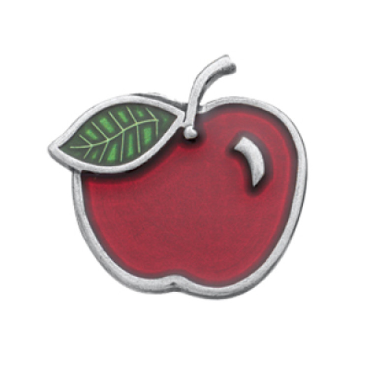 Apple Scatter Pin