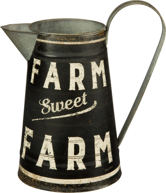 Sweet Farm Large Pitcher