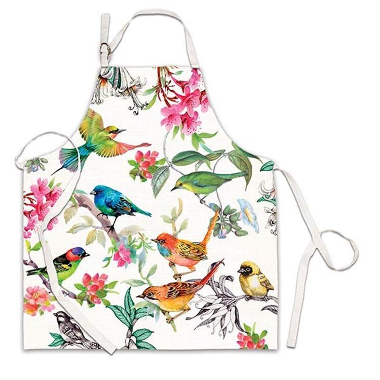 Songbird Chef Apron