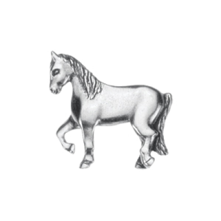 Mare Horse Scatter Pin