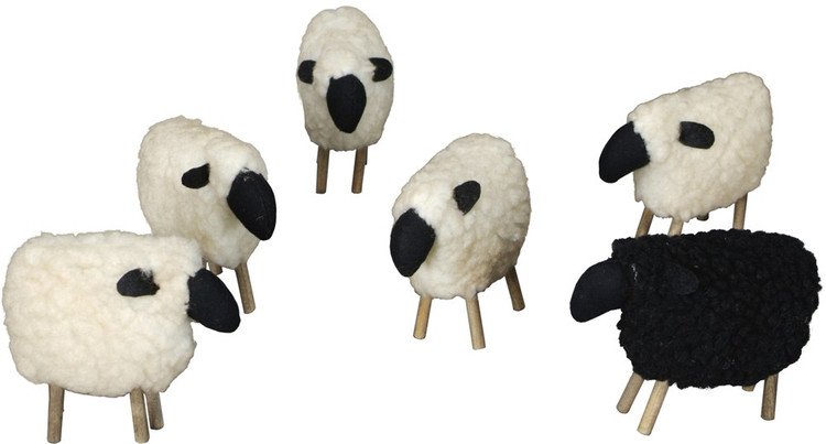 Woolly Sheep Set