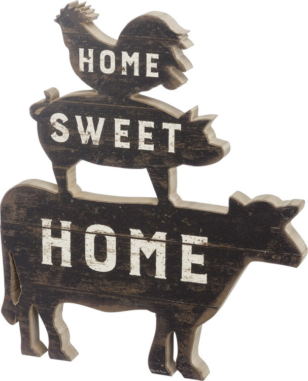 Chunky Sitter - Home Sweet Home
