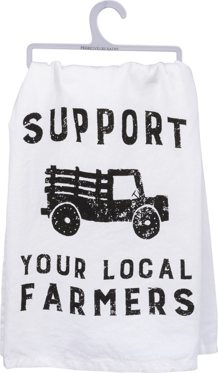 Dish Towel - Local Farmers