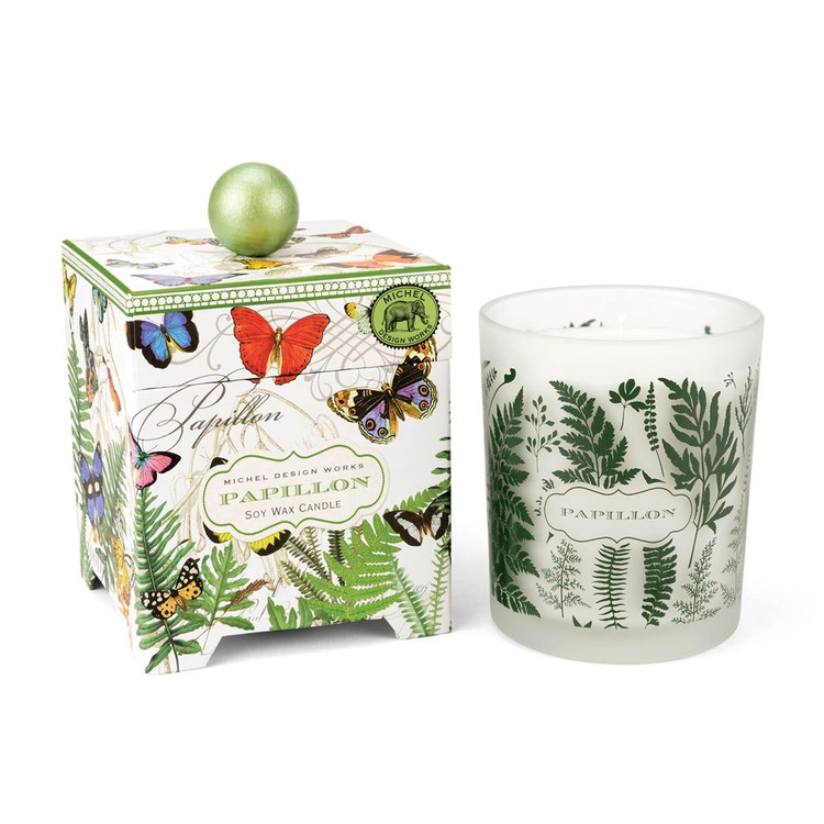 Papillon 14 oz. Soy Wax Candle