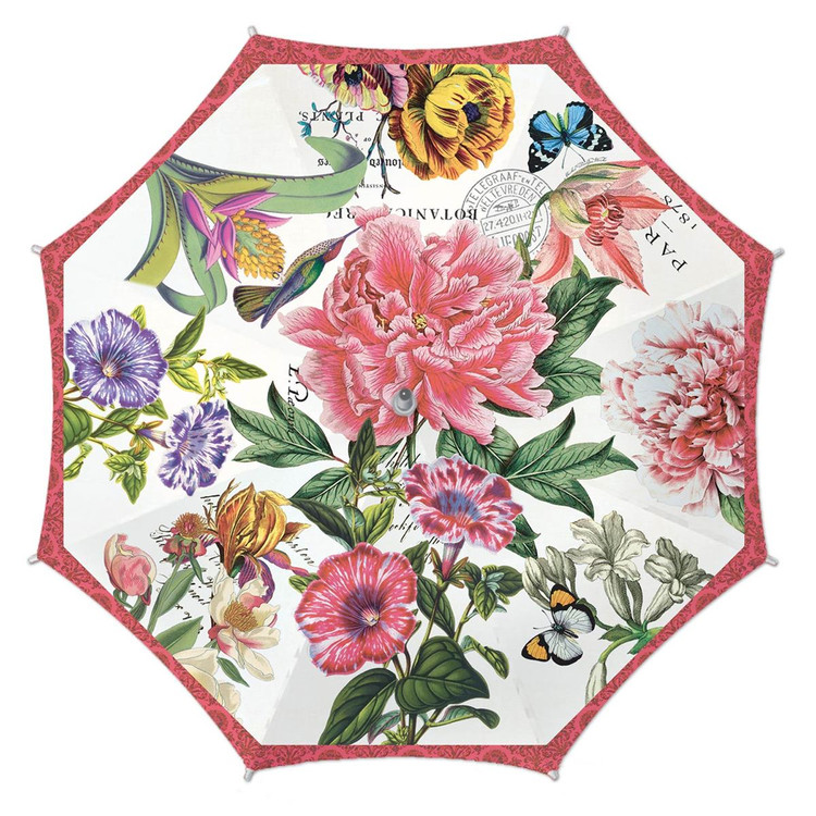 Peony Umbrella