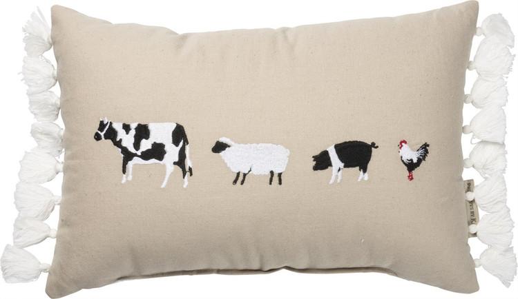 Pillow - Farm Animals