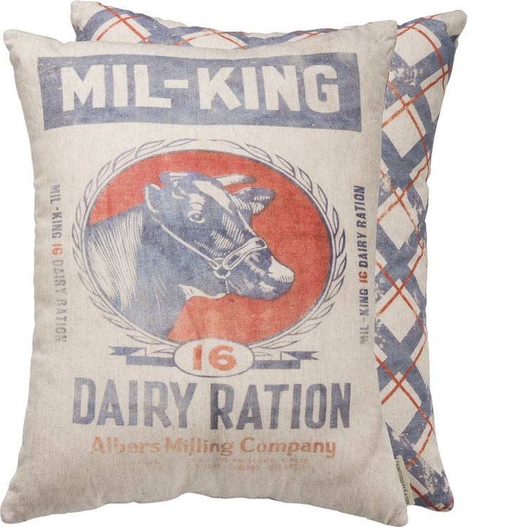 Pillow - Mill King