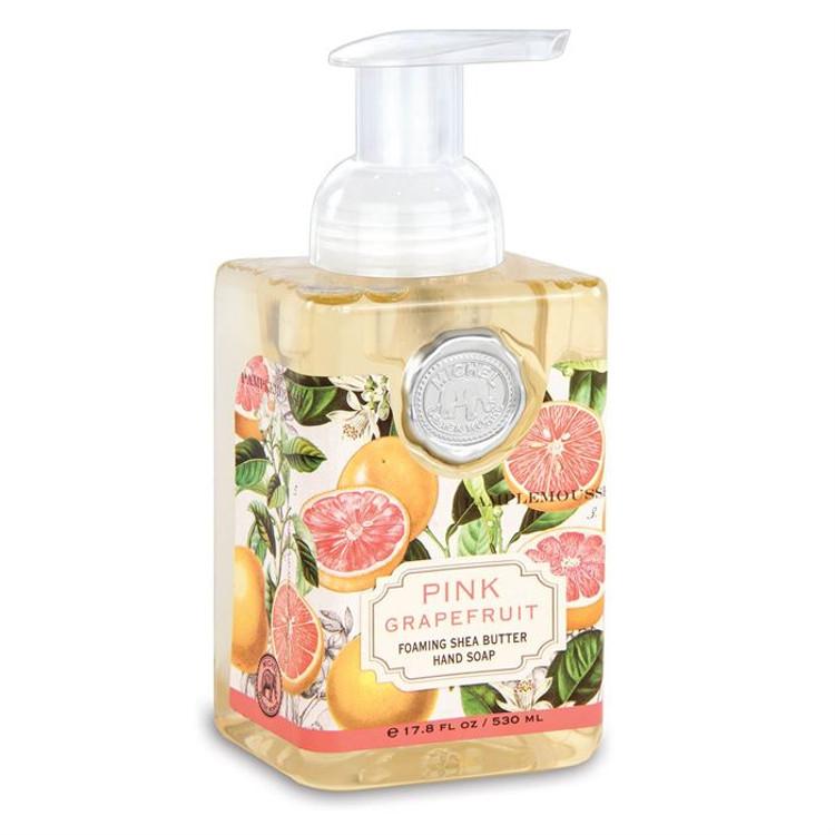 Pink Grapefruit Foaming Hand Soap