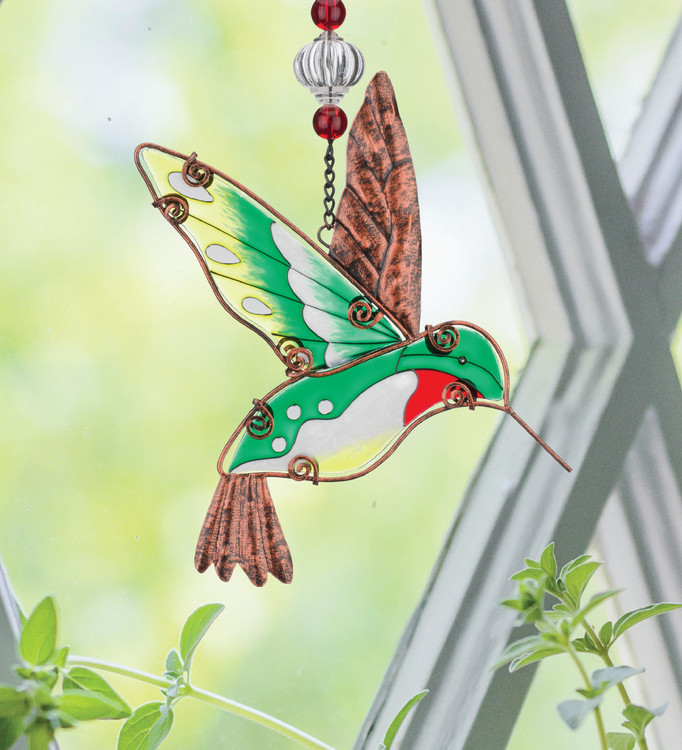 Sun Catcher - Hummingbird