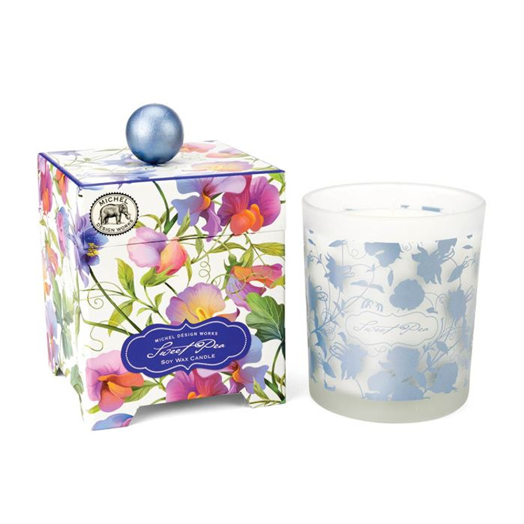 Sweet Pea 14 oz. Soy Wax Candle