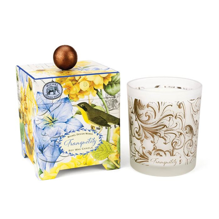 Tranquility 14 oz. Soy Wax Candle