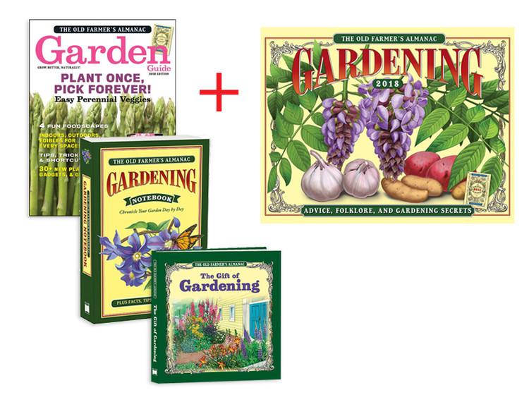 The Old Farmer's Almanac Gardener's Special