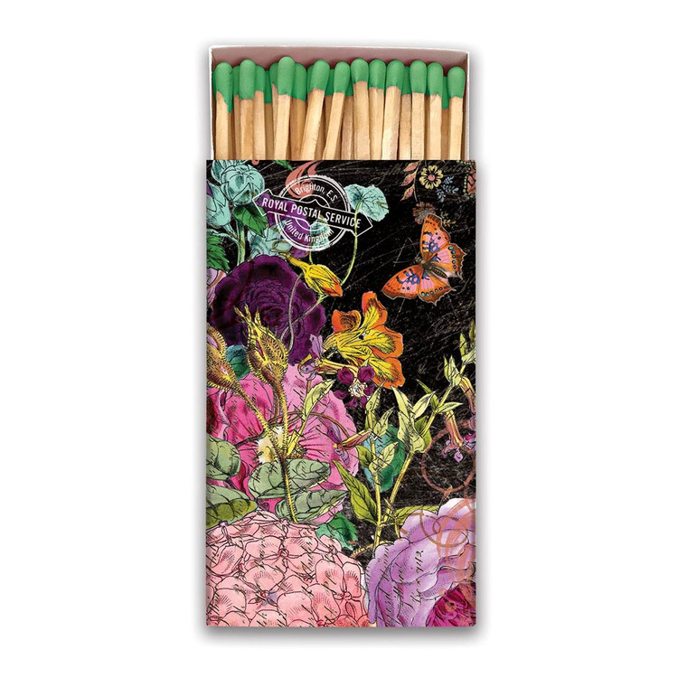 Botanical Garden Matchbox
