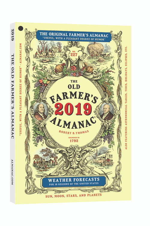 The 2019 Old Farmer's Almanac - Classic Edition