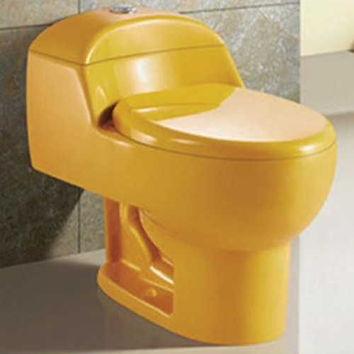 Richford Siphonic One Piece Toilet Set S-Trap RC010