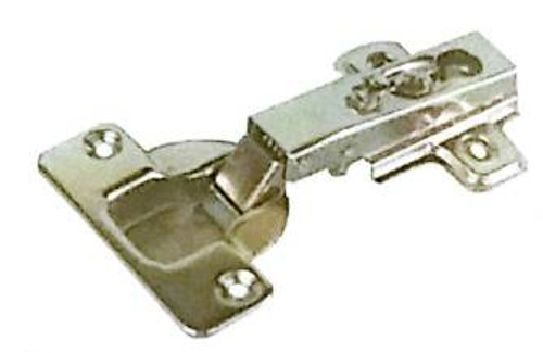 BC227 CP LIGHT SPRING HINGES