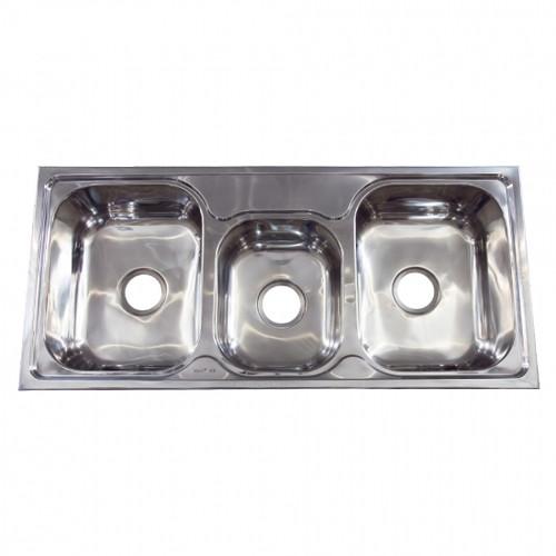 Figo Laundry 3 Bowl Sink GH10548A (SINK00001-00035)