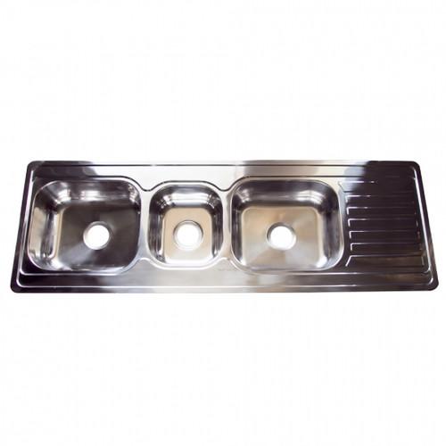 Figo Laundry 3 Bowl Sink GH1550A (SINK00001-00034)