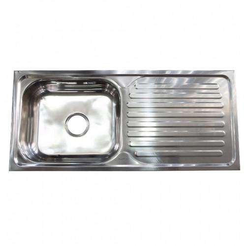 Figo Single Sink GH01050B (SINK00001-00002)
