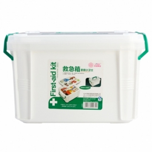 JinFeng SQ First Aid Kit Container A2202 (FA03)