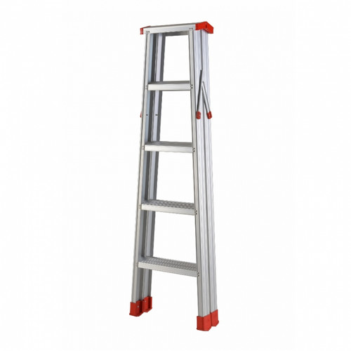 6 step Double side ladder AY-L006 (AL013A)
