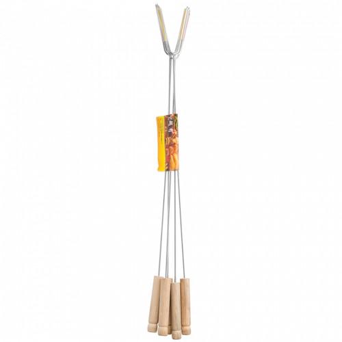 Barbeque Fork (5pcs/pack) BB011 (HH03-18)