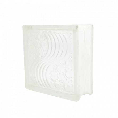 Glass block 19108/S (W&C00007-00001)