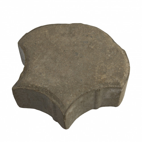"MGM 2 Layers ""Shell"" Type Interlocking Paver Block S2N - Natural (PV00012-00004)"