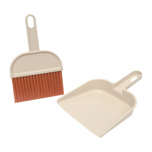 AiJia Brush and Dustpan Set 1055