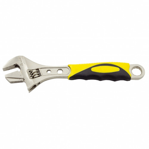 AOTL adjustable wrench plastic handle AT233608 (AT49-02)