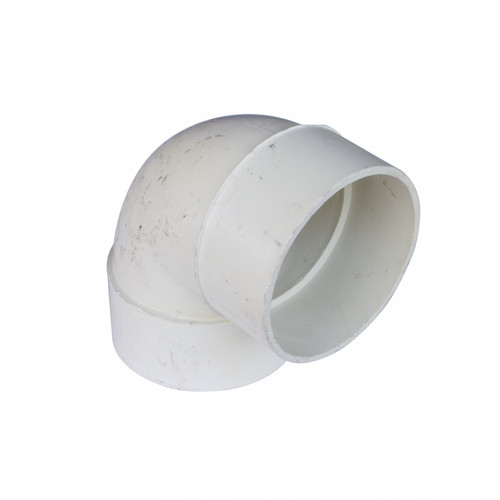 UPVC Fittings 90° SWV 80mm BS4346 (P00016-00203)