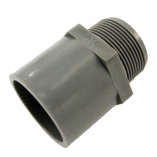 "PVC Fittings Valve Socket 1-1/2"" BS4346 (P00016-00317)"