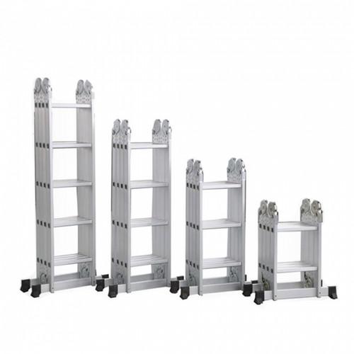 Big Hinge 4*4 steps Multipurpose ladder AY-504 (AL010C)