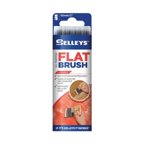 "Selleys All Purpose Flat Brush 2"""