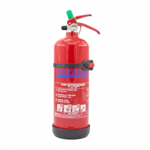 Eversafe ABC Stored Pressure Type Dry Powder Portable Fire Extinguisher EED-2 (MZES03)
