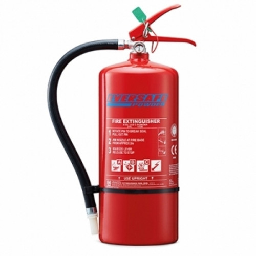 Eversafe ABC Stored Pressure Type Dry Powder Portable Fire Extinguisher EED-4N