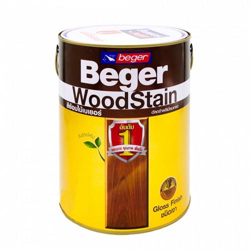Beger Wood Stain - Gloss (100% transparent) G-1911 (BG-WSG06)