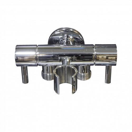Figo 2 way tap with spray holder FG-083 (TAP150)