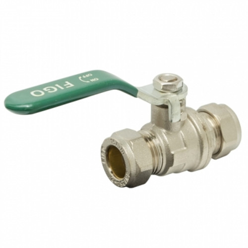 Figo Brass Ball Valve 15mm DN15 (Copy of GH29C)