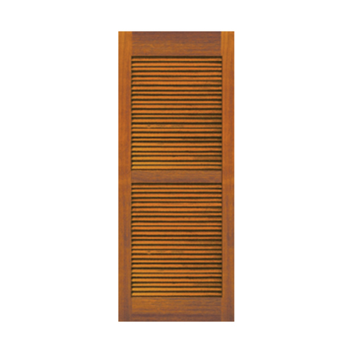 """Solid Louver Door (83"""" x 33 6/8"""")"""