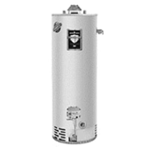 Bradford 30 Gallon Natural Gas Water Heater (White)