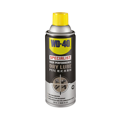 WD-40 Dry Lube PTFE WDS DL360