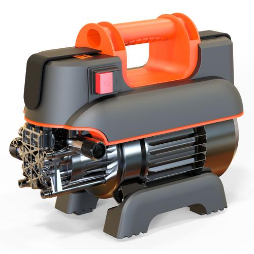 Quasa 80 Bar HPC Specially For Air-Cond Cleaning