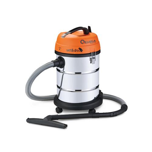 Quasa 1000 Watt Commercial Wet & Dry Vacuum Cleaner