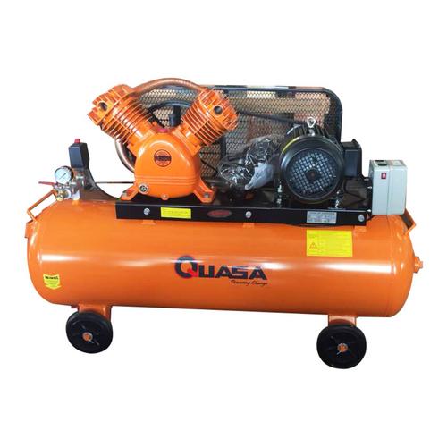 Quasa 5.5HP / 170L 90x2 Belt Type Air Compressor / 3 Phase