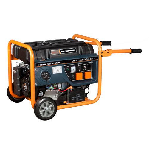Quasa 5000 Watt Portable Generator